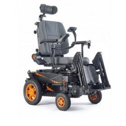 Автономен електрически стол-количка за изкачване на стълби
