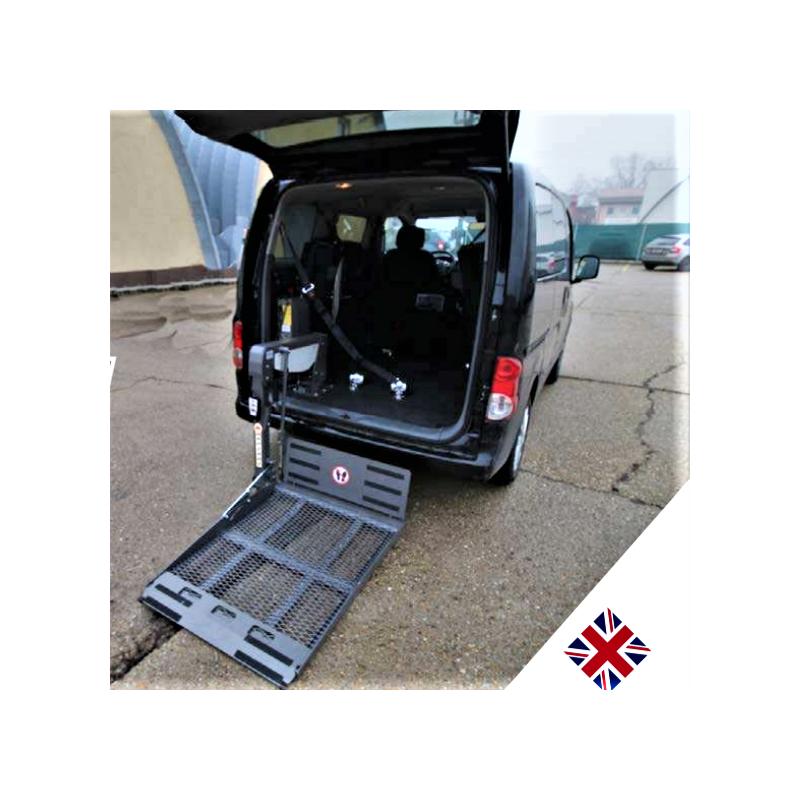 Автоматична подемна платформа за автомобили